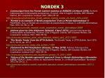 nordek 3