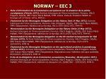 norway eec 3