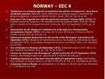 norway eec 4