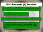 eoq example 1 solution