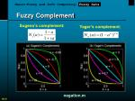fuzzy complement1