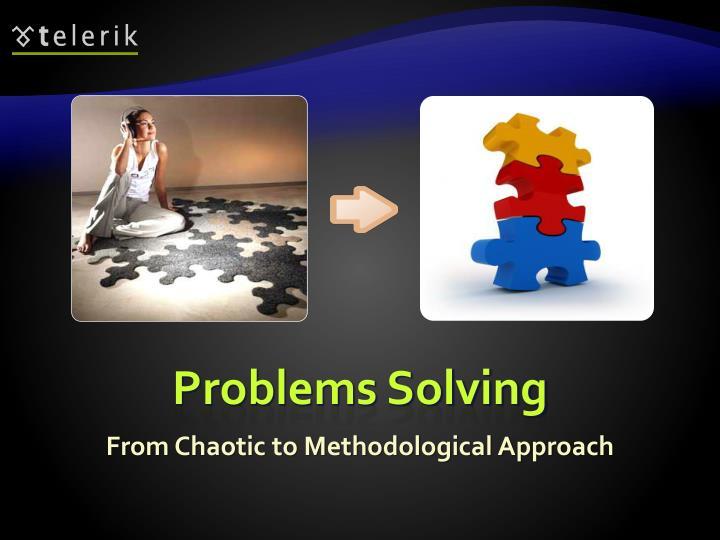 Problems Solving