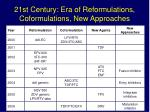 21st century era of reformulations coformulations new approaches