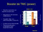 booster de tmc power