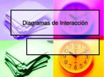 diagramas de interacci n