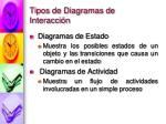 tipos de diagramas de interacci n1
