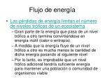flujo de energ a