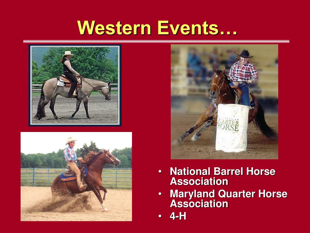 Western Events…