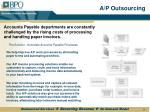 a p outsourcing