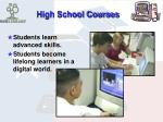 high school courses1