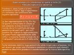appartenenza e o contenenza tra punto e retta 1 indagine esplicativa e deduttiva