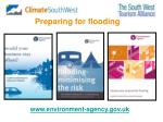 preparing for flooding