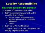 locality responsibility4