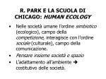 r park e la scuola di chicago human ecology1