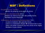 msf d finitions19