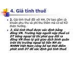 4 gi t nh thu4