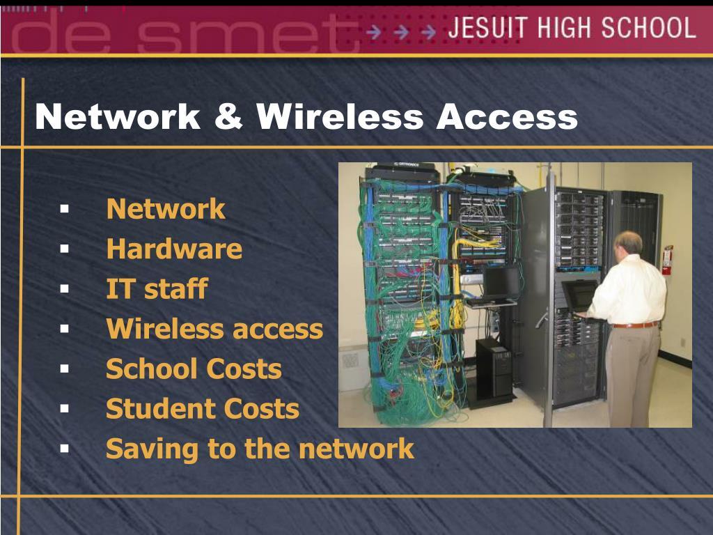 Network & Wireless Access