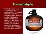 formaldehyde57