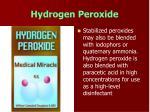 hydrogen peroxide54