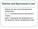 charles and gay lussac s law