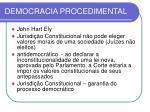 democracia procedimental1