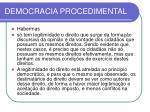 democracia procedimental2