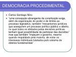 democracia procedimental3