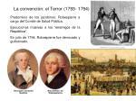 la convenci n el terror 1793 1794