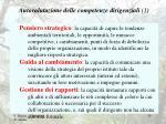 autovalutazione delle competenze dirigenziali 1