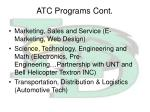atc programs cont1