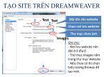 t o site tr n dreamweaver1