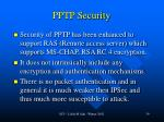 pptp security