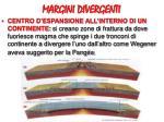 margini divergenti1