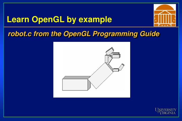 Learn OpenGL by example
