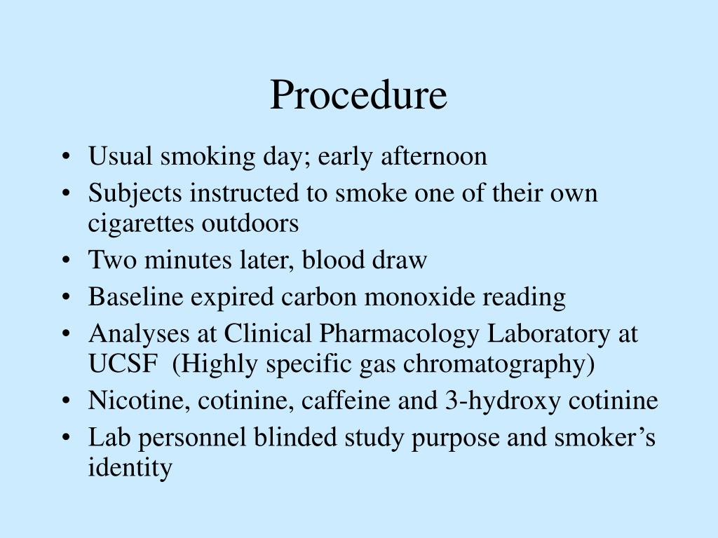 PPT - Nicotine and Schizophrenia PowerPoint Presentation - ID:959233