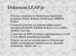 dokument leap je1