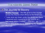 the atlantic slave trade4