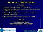 september 7 2008 at 9 45 am
