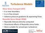 turbulence models1