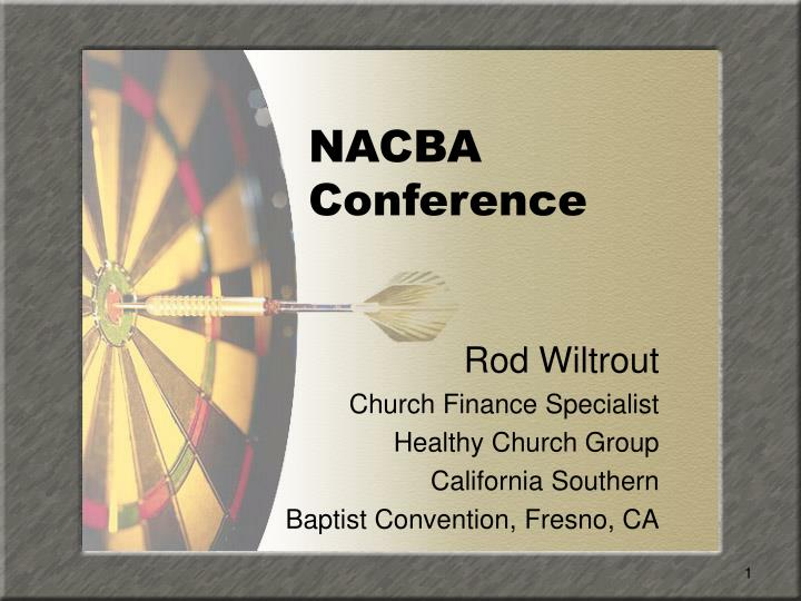 nacba conference n.
