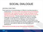 social dialogue12