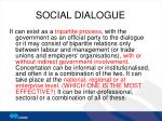 social dialogue2