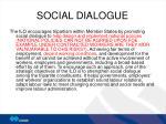 social dialogue5