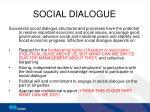 social dialogue6