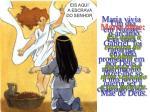 maria vivia em nazar era uma rapariga prometida em matrim nio a um jovem chamado jos