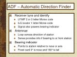 adf automatic direction finder1