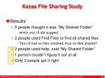 kazaa file sharing study3