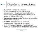 diagn stico de cocc deos