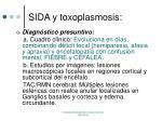 sida y toxoplasmosis1