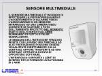 sensore multimediale